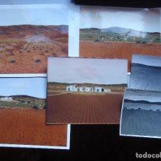 Varios objetos de Arte: LOTE DE 6 FOTOGRAFÍAS DE ÓLEOS DE PEDRO CÁMARA. Lote 110041679