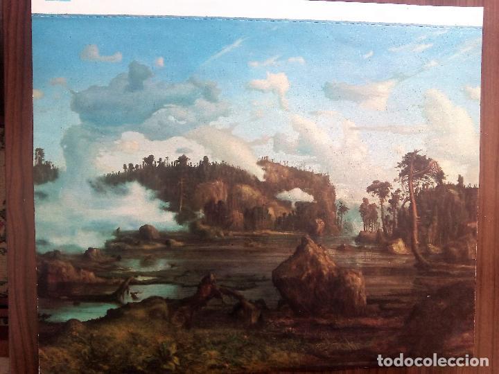 Varios objetos de Arte: 8 laminas del calendario de arte de Bayer del año 1979 - Foto 7 - 110070591