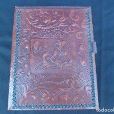Varios objetos de Arte: MAGNIFICA CARPETA DE ESCRITURA D. QUIJOTE. Lote 111429599