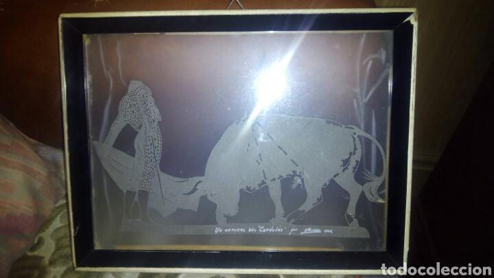 Varios objetos de Arte: Cuadro de el Cordobes por A.Montoro - Foto 2 - 114113656