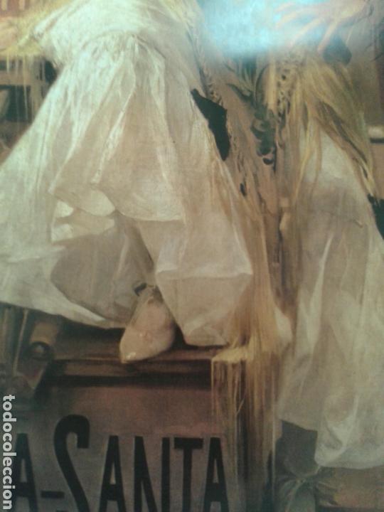 Varios objetos de Arte: DOS ANTIGUO CARTEL DE LA FERIA DE SEVILLA - Foto 6 - 115246326
