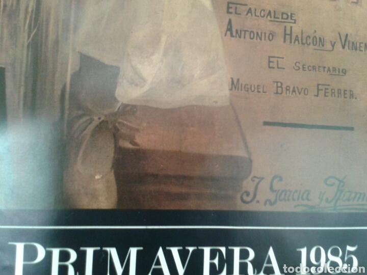 Varios objetos de Arte: DOS ANTIGUO CARTEL DE LA FERIA DE SEVILLA - Foto 8 - 115246326