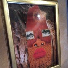 Varios objetos de Arte: DALÍ EN ESMALTE AÑOS 80. Lote 115402572