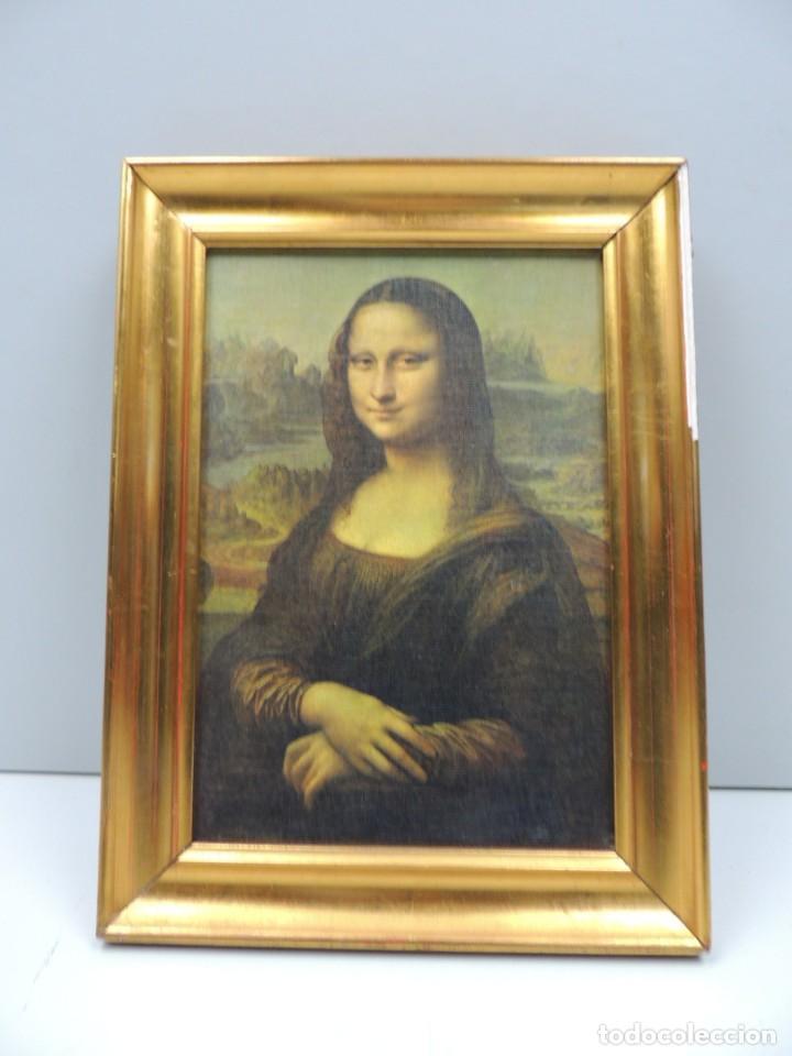 Mona lisas vintage absolutely
