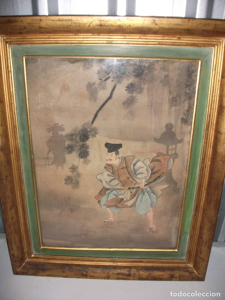 GUERRERO JAPONES, AUTOR DESCONOCIDO (Arte - Varios Objetos de Arte)
