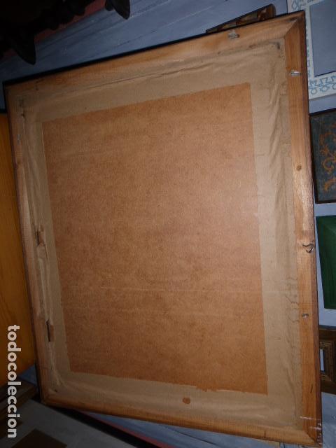 Varios objetos de Arte: CUADRO DE PINTURA SOBRE TABLILLA, FIRMADO - Foto 7 - 118375903