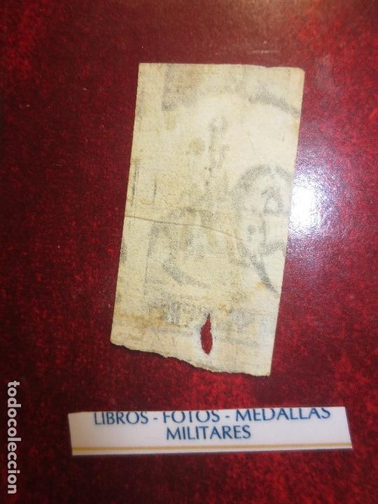 Varios objetos de Arte: GRABADO MILITAR GUARDIA NACIONAL A CABALLO DE ISABEL II CIRCA MEDIADOS SIGLO XIX - Foto 8 - 116180975
