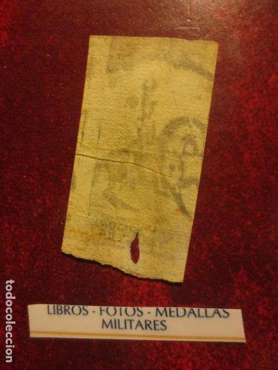 Varios objetos de Arte: GRABADO MILITAR GUARDIA NACIONAL A CABALLO DE ISABEL II CIRCA MEDIADOS SIGLO XIX - Foto 9 - 116180975
