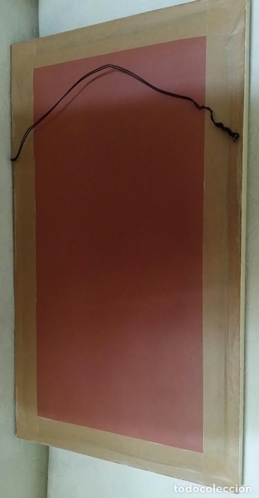 Varios objetos de Arte: CUADROS ORIENTALES PINTADOS GEISHAS - Foto 7 - 119143927