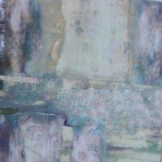 Varios objetos de Arte: CUADROS EAXTRACTO MEDIDAS 60 X 74. Lote 119369927