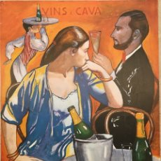 Varios objetos de Arte: CARTEL DE ROLLAN. Lote 119468511