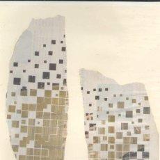 Varios objetos de Arte: COLAGE DE FLOREAL SORIGUERA. (SURI) PINTOR DE TERRASSA. Lote 119529139
