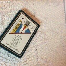 Varios objetos de Arte: JEU DE MARSILLE. JUEGO DE CARTAS SURREALISTA DISEÑADO POR ANDRÉ BRETON Y OTROS.. Lote 119984127