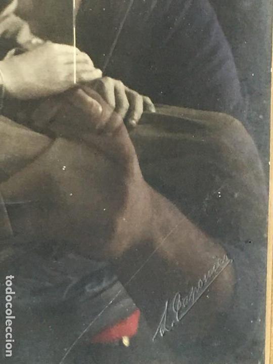 Varios objetos de Arte: FOTOGRAFIA DE ALFONSO DE BORBÓN - Foto 3 - 121858075