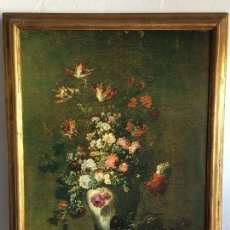 Varios objetos de Arte: BODEGÓN. Lote 121860015
