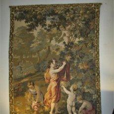 Varios objetos de Arte: EXQUISITO TAPIZ. Lote 122019167