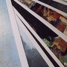 Varios objetos de Arte: LOTE DE 43 LAMINAS DE LA COLECCIÓN PINACOTECA SALVAT. Lote 122287647