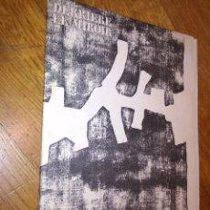 Varios objetos de Arte: DERRIERE LE MIROIR / CHILLIDA / 1968 / Nº 174 / AIME MAEGHT. Lote 122560127