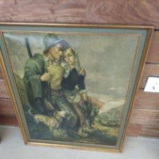 Varios objetos de Arte: CUADRO.. Lote 124258915
