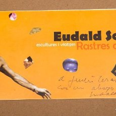 Varios objetos de Arte: EDUALD SERRA - DÍPTICO FIRMADO. Lote 124665811