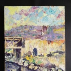 Varios objetos de Arte: PINTURA, CUADRO. Lote 125085531