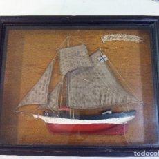 Varios objetos de Arte: METOPA PAILEBOT. Lote 126253511