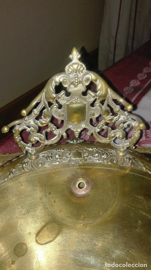 Varios objetos de Arte: escribania de bronce siglo XIX. - Foto 2 - 129236091