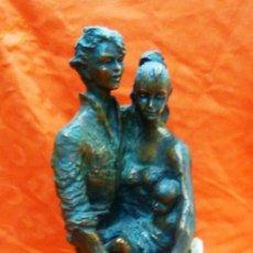 Varios objetos de Arte: PAU MARCELL LA FAMILIA . Lote 129460835