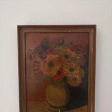 Varios objetos de Arte: CUADRO 1980 FIRMADO POR ASTOLFI. Lote 130352698