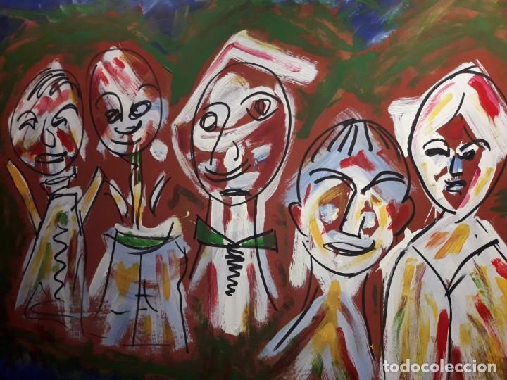 Varios objetos de Arte: Personajes - Foto 2 - 130729739