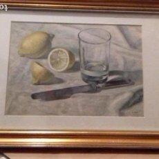 Varios objetos de Arte: RIBOT ( BODEGÓN ). Lote 132674174