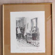 Varios objetos de Arte: BANCON?. Lote 132677050