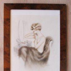 Varios objetos de Arte: LE CHOIX D'UNE PARURE - SELECTING JEWELS. Lote 132746230