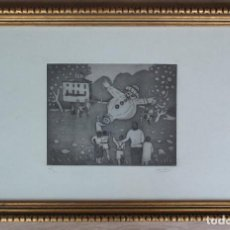 Varios objetos de Arte: PAXINE? 12/25. Lote 132751578