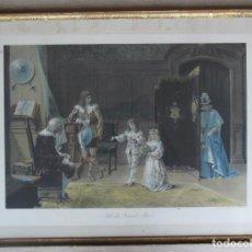 Varios objetos de Arte: FÊTE DU GRAND PÈRE. Lote 132763226