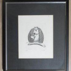 Varios objetos de Arte: E. HOMS 2/25. Lote 134244870