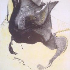 Varios objetos de Arte: CARTEL LITOGRÁFICO EXPOSICION AUGUST PUIG EN LA SALA DAU AL SET 1979. Lote 134828402