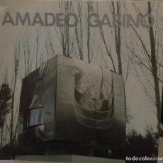 Varios objetos de Arte: AMADEO GABINO DIPTICO DE LA EXPOSICIÓN EN LA GALERÍA JOAN PRATS EN 1980. Lote 134919210