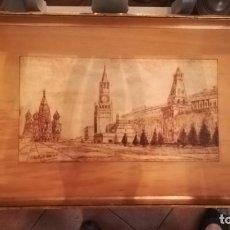 Varios objetos de Arte: PLUMILLA DE GABRIEL ALBERTI. Lote 135140510