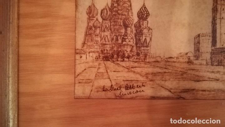 Varios objetos de Arte: PLUMILLA DE GABRIEL ALBERTI - Foto 2 - 135140510