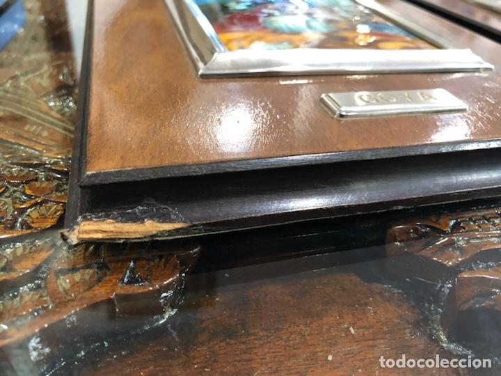 Varios objetos de Arte: PAREJA DE CUADROS DE GOYA ESMALTADOS AL FUEGO - Foto 6 - 135479870