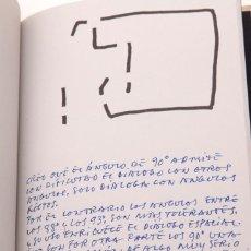 Arte: EDUARDO CHILLIDA - PREGUNTAS - DISCURSO ACADEMIA BELLAS ARTES SAN FERNANDO - 1994. Lote 135505410