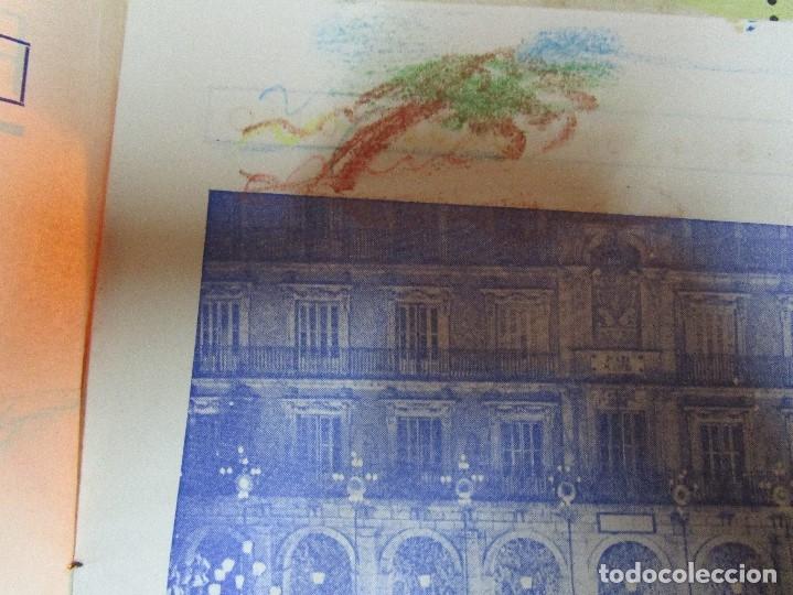 Varios objetos de Arte: pintura alicantina JOSE ANTONIO CIA CINTA AUDIO 1967 CON FOLLETO DIBUJOS EN FESTIVAL DE ALICANTE - Foto 14 - 27501174