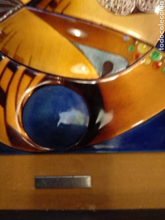 Varios objetos de Arte: Cuadro esmalte negroni - Foto 4 - 138794358