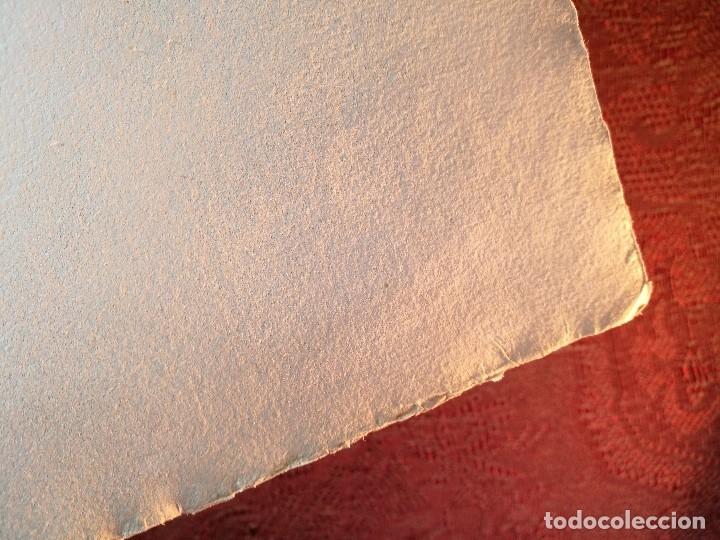 Varios objetos de Arte: PORTAFOLIO Y POEMA FANDANGO DE LAS LECHUZAS--SUEÑO Y MENTIRA DE FRANCO. GUERNICA 1937..PICASSO-REF-D - Foto 25 - 141135290
