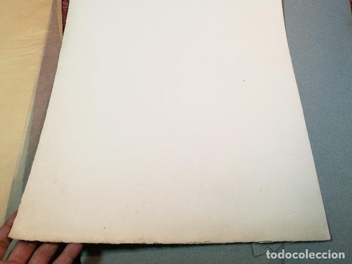 Varios objetos de Arte: PORTAFOLIO Y POEMA FANDANGO DE LAS LECHUZAS--SUEÑO Y MENTIRA DE FRANCO. GUERNICA 1937..PICASSO-REF-D - Foto 26 - 141135290