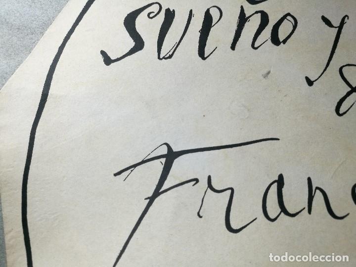 Varios objetos de Arte: PORTAFOLIO Y POEMA FANDANGO DE LAS LECHUZAS--SUEÑO Y MENTIRA DE FRANCO. GUERNICA 1937..PICASSO-REF-D - Foto 34 - 141135290