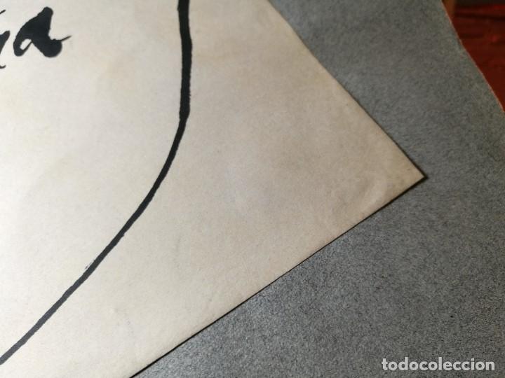Varios objetos de Arte: PORTAFOLIO Y POEMA FANDANGO DE LAS LECHUZAS--SUEÑO Y MENTIRA DE FRANCO. GUERNICA 1937..PICASSO-REF-D - Foto 38 - 141135290