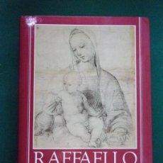 Varios objetos de Arte: RAFFAELLO. I DISEGNI / PAOLO DAL POGGETTO / 1983. NARDINI EDITORE / IDIOMA ITALIANO. Lote 141468982