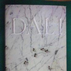Varios objetos de Arte: DALI / ROBERT DESCHARNES / 1ª EDICIÓN 1984. TUSQUETS - EDITA. Lote 141470670